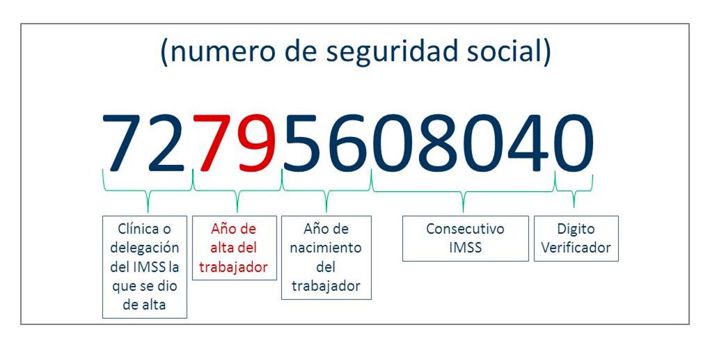 consultar el número del seguro social